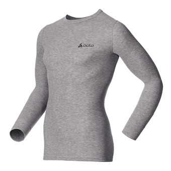 Camiseta térmica hombre ACTIVE ORIGINALS WARM grey melange