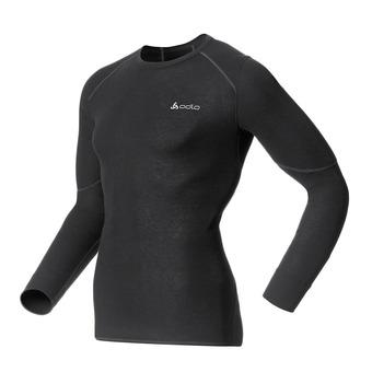 Odlo ACTIVE X-WARM - Camiseta térmica hombre black