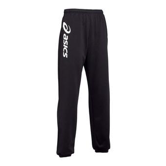 Pantalón de chándal SIGMA performance black/brilliant white
