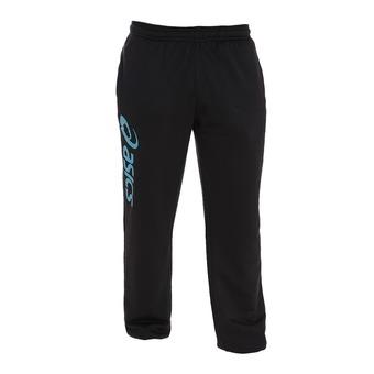 Pantaloni tuta SIGMA black/turchese