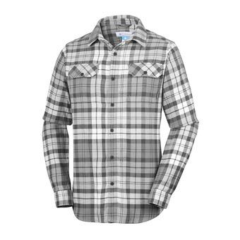 Camisa hombre FLARE GUN™ FLANNEL III shark blanket plaid