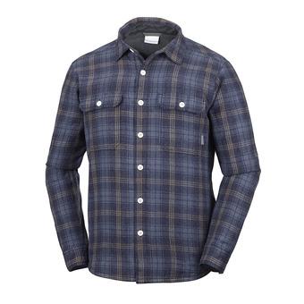 Camisa hombre WINDWARD™ III collegiate navy plaid