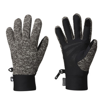 Columbia DARLING DAYS - Gloves - Women's - shark/black