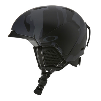 Oakley MOD3 FACTORY PILOT - Casco de esquí matte night camo