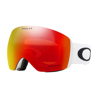Gafas de esquí/snow FLIGHT DECK matte white/prizm torch iridium