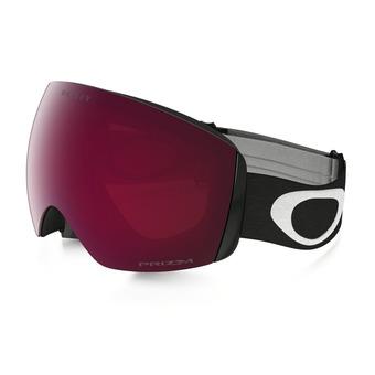 Oakley FLIGHT DECK XM - Gafas de esquí matte black/prizm rose