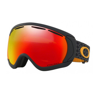 Gafas de esquí/snow CANOPY skygger black orange/prizm snow torch iridium