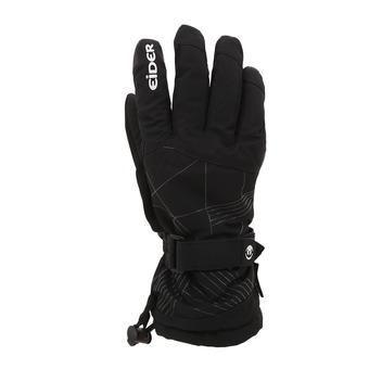 Guantes de esquí mujer EDGE black