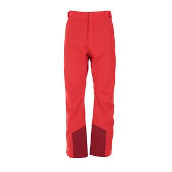 Pantalón de esquí hombre EDGE red eider