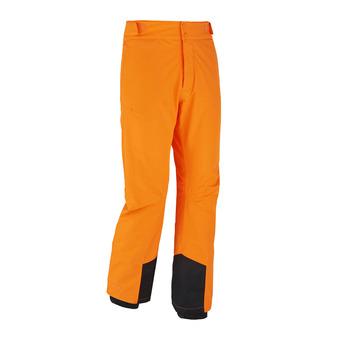 Pantalón de esquí hombre EDGE wild orange