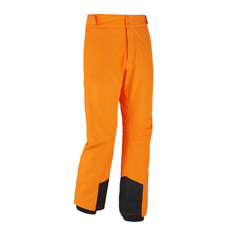 Pantalon de ski homme EDGE wild orange