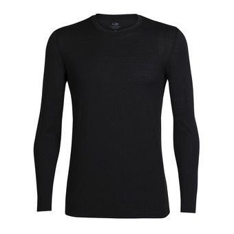 Icebreaker TECH LITE - Camiseta hombre black