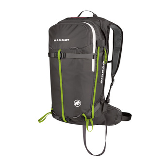 Mammut FLIP REMOVABLE 3.0 22L - Zaino airbag graphite