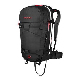 Mammut RIDE REMOVABLE 3.0 30L - Sac à dos airbag black