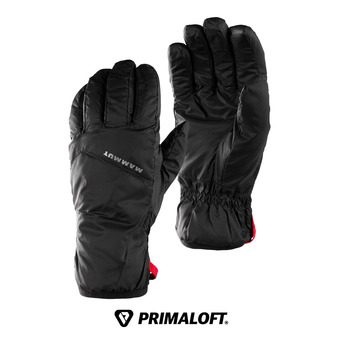 Guantes THERMO black