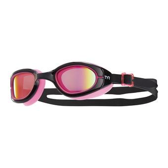 Gafas de natación polarizadas mujer SPECIAL OPS 2.0 pink/black/pink