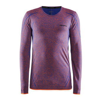 Camiseta térmica hombre BA COMFORT CR soul/flourange