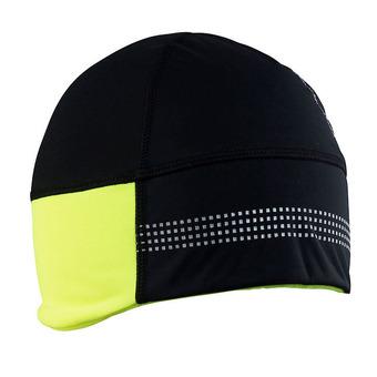 Bonnet SHELTER 2.0 noir/flumino