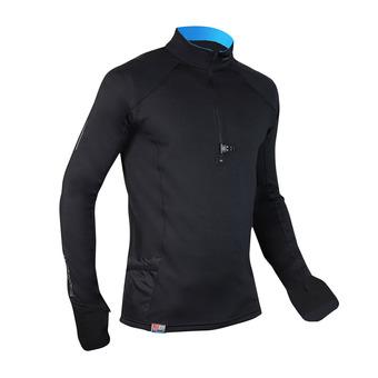 Camiseta hombre WINTERTRAIL negro