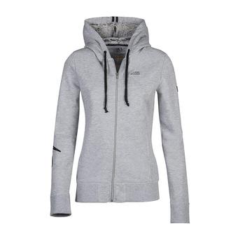 Equiline MIA - Sweat Femme melange grey