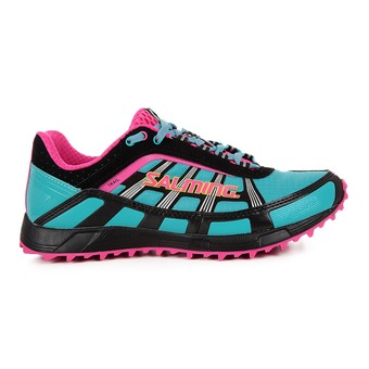 Running/Trail Shoes - Women's - TRAIL T2 turquoise/black