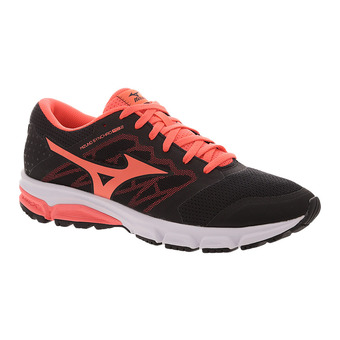 Zapatillas de running mujer SYNCHRO MD 2 black/fiery coral
