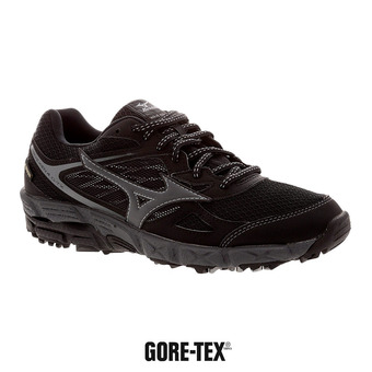 Chaussures de trail femme WAVE KIEN 4 GTX black/dark shadow