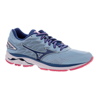 Zapatillas de running mujer WAVE RIDER 20 angel falls/true blue/electric