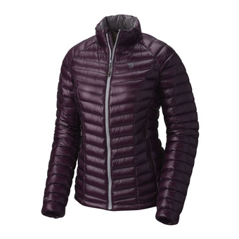 Mountain Hardwear GHOST WHISPERER - Doudoune Femme dark tannin