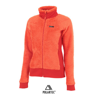 Polar mujer MONKEY™ bright ember/fiery red