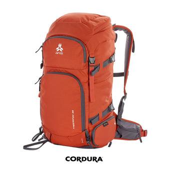 Arva FREERANDO 38L - Mochila red