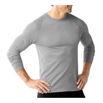 Smartwool MERINO 150 PATTERN - Base Layer - Men's - light gray