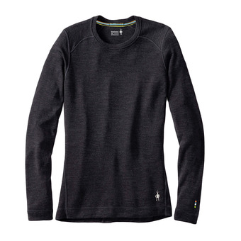 Smartwool MERINO 250 CREW - Sous-couche Femme charcoal heather