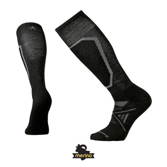 Smartwool PHD SKI MEDIUM - Calcetines black