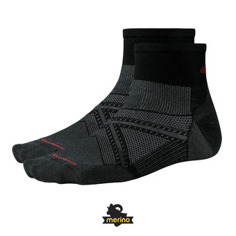 Calcetines hombre PHD RUN ULTRA LIGHT MINI black
