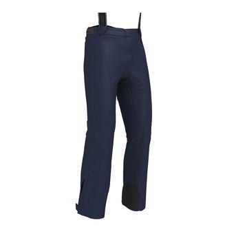 Ski Bib Pants - Men's - SAPPORO blue