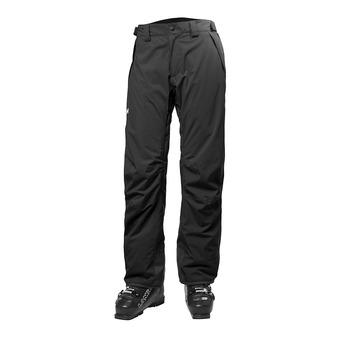 Helly Hansen VELOCITY INSULATE - Pantalon ski Homme black