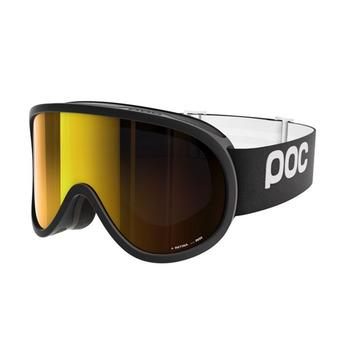 Gafas de esquí RETINA uranium black/pink-gold mirror