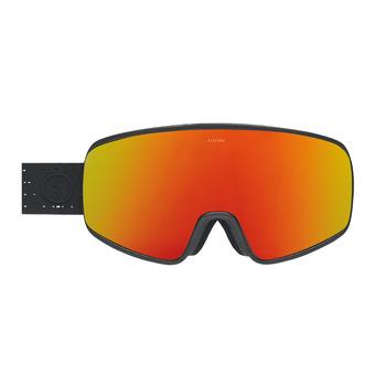 Masque de ski ELECTROLITE matte black/brose-red chrome