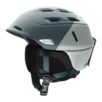 Smith CAMBER - Casco de esquí matte thunder gray s