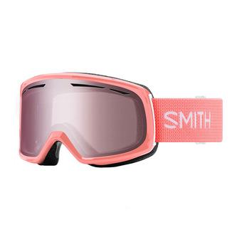 Masque de ski femme DRIFT sunburst / ignitor mirror
