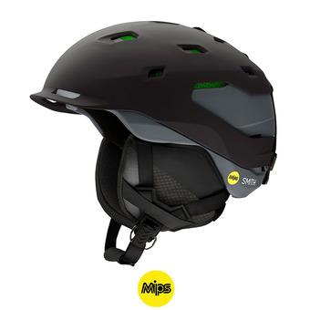 Smith QUANTUM MIPS - Casco de esquí matte black charcoal