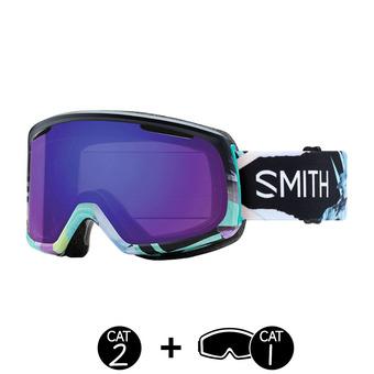 Gafas de esquí mujer RIOT emily hoy / ChromaPop everyday violet mirror / yellow
