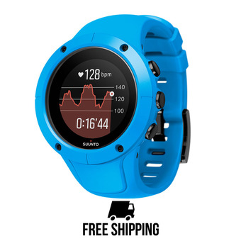 Reloj SPARTAN TRAINER WRIST HR blue
