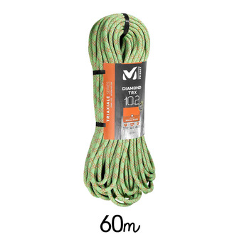 Corde à simple PDIAMHY 10,2mm/60m green
