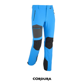 Pantalon homme LEPINEY CORDURA electric blue