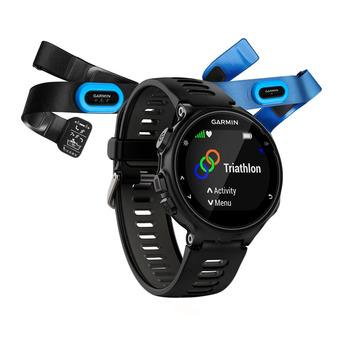 Garmin FORERUNNER 735XT - Reloj black/grey