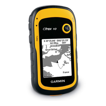 Garmin ETREX 10 - GPS - yellow/black
