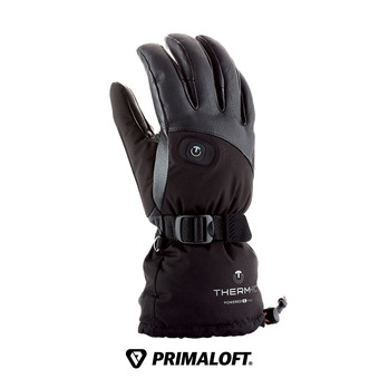 Therm-Ic POWERGLOVES V2 - Guanti riscaldanti Donna nero