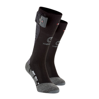 Therm-Ic POWERSOCKS HEAT MULTI - Heated Socks - black